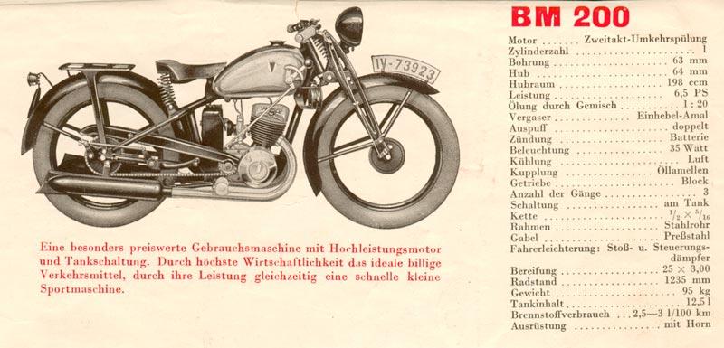 BM-200-1-1933