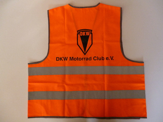 Club-Warnweste